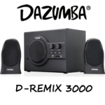 New Dazumba SPK D- Remix 3000