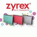 Up Date Netbook Zyrex Mei'12 Hanya 1Jtan,-
