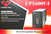 UPS 600VA PowerPro New Model