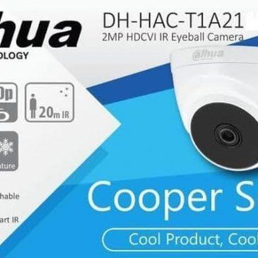 Indoor Camera CCTV Dahua DH-HAC-T1A21P