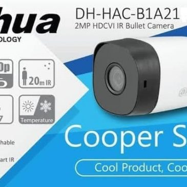 Outdoor Camera CCTV DAHUA HAC-B1A21P