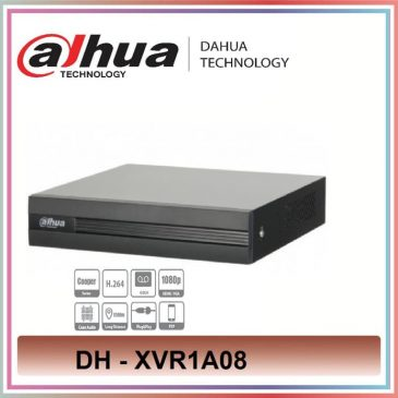 DVR CCTV DAHUA 8 Channel DH-XVR1A08