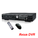 DVR CCTV iFocus 8 Channel