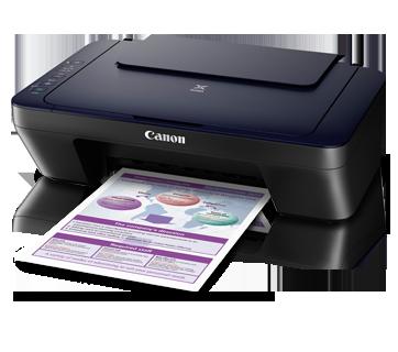 Printer + Scanner Canon Pixma E400