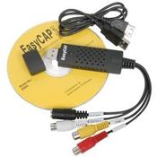 EasyCAP USB 2.0 Audio or Video Capture