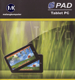 Available Epad erSys OS Android 2.2