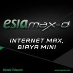 Cara Mudah Registrasi Internet esia max-d