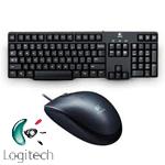 Paket Keybord Mouse Logitech