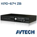 DVR Avtech KPD-674 ZB