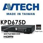 DVR Avtech KPD675D