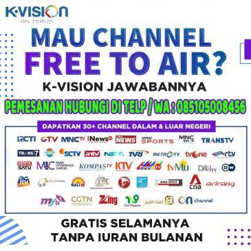 Pasang Parabola Gratis All Channel TV Nasional Selamanya