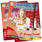Matte Inkjet Paper 220gr