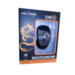 Mouse Wireless Advance 501A