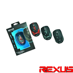 Mouse Wireless 2,4GHz Rexus