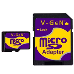 Micro SD V-Gen (Transflash) 4Gb