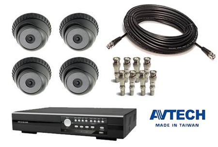 New Product Paketan CCTV Merk AVTECH