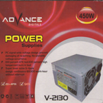 PSU Advance 450 Watt 24 Pin