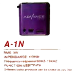 Speaker Portable Advance A1