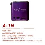 Speaker Portable Advance A1