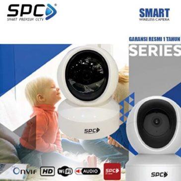 CCTV Wifi Wereless SPC Smart Home Babycam KST1-720P
