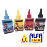Tinta Botol 100ml AlfaINK