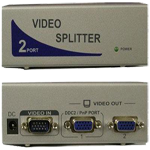 VGA Splitter 2 / 4 Port